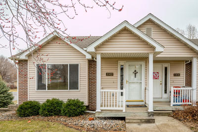 Ames Single Family Home For Sale: 3302 Emerald Drive