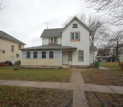 Boone Multi Family Home For Sale: 117 Benton Street