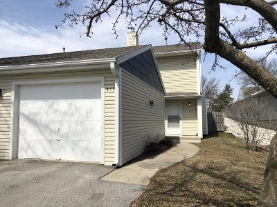 Ames Condo/Townhouse For Sale: 415 Faulkner Court