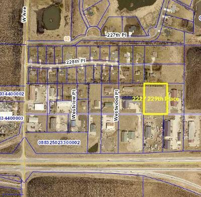 Ames Residential Lots & Land For Sale: 2227 229th Place