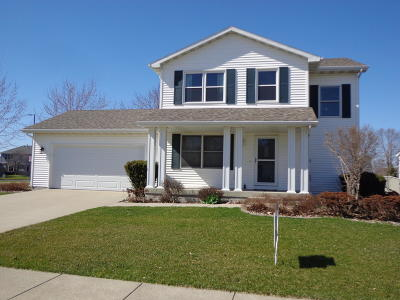 Ames Single Family Home For Sale: 5217 Clemens Boulevard