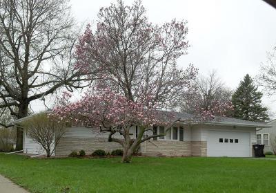 Boone Single Family Home For Sale: 431 S Cedar Street