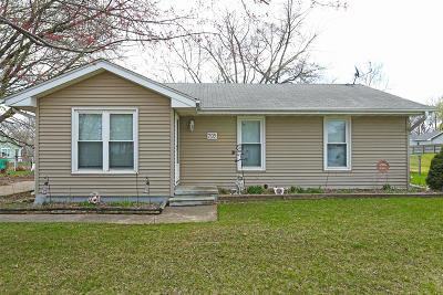 Single Family Home For Sale: 705 Roosevelt Street