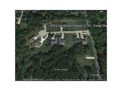 Cedar Rapids Residential Lots & Land For Sale: 4022 Windham Woods Court SE