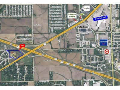Cedar Rapids Residential Lots & Land For Sale: Williams Blvd/Hwy 30