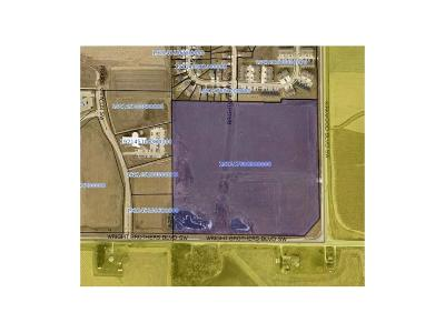 Cedar Rapids Residential Lots & Land For Sale: Wright Bros/Kirkwood Boulevard SW