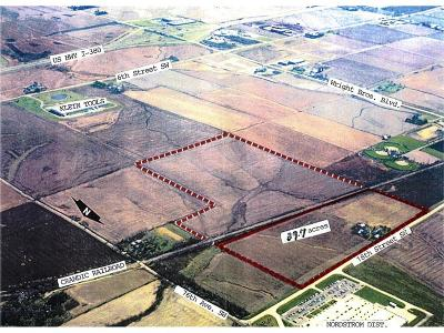 Cedar Rapids Residential Lots & Land For Sale: 8105/8106 18th Street SW
