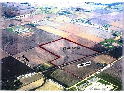 Cedar Rapids Residential Lots & Land For Sale: 8107/8108 18th Street SW