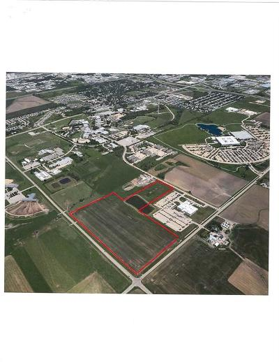 Cedar Rapids Residential Lots & Land For Sale: C St/76th Avenue SW