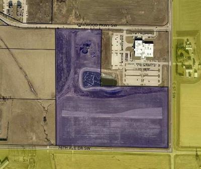 Cedar Rapids Residential Lots & Land For Sale: C St/76th Avenue SW