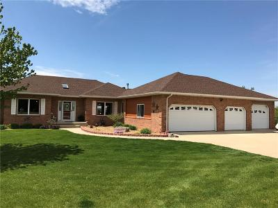 Anamosa Single Family Home For Sale: 21261 White Tail Ridge