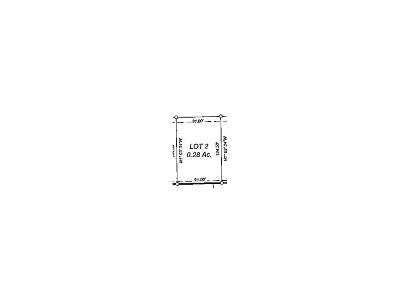 Ely Residential Lots & Land For Sale: Lot 2 Deer Valley 3rd Addition