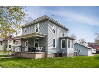Mt Vernon Single Family Home For Sale: 620 6th Avenue NW