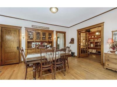 Mechanicsville, Stanwood Single Family Home For Sale: 400 E South Street