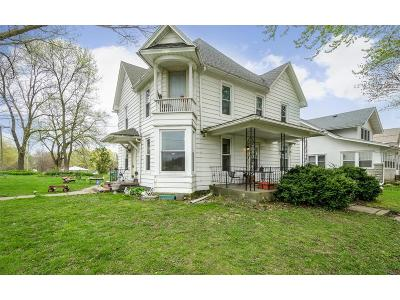 Mechanicsville, Stanwood Single Family Home For Sale: 201 W Broadway Street