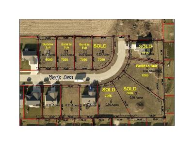 Marion Residential Lots & Land For Sale: 6090 York Avenue