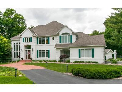 Cedar Rapids Single Family Home For Sale: 4860 Oak Grove Court NE
