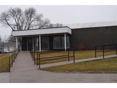 Mt Vernon IA Commercial For Sale: $395,000