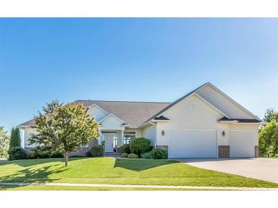Shueyville, Swisher Single Family Home For Sale: 1161 James Avenue NE