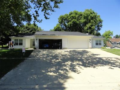 Monticello IA Multi Family Home For Sale: $249,900