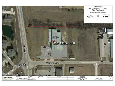Solon Residential Lots & Land For Sale: Lot 1 930 S Market Street