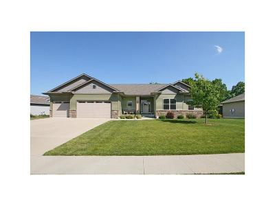 North Liberty Single Family Home For Sale: 1805 Silver Maple Trail