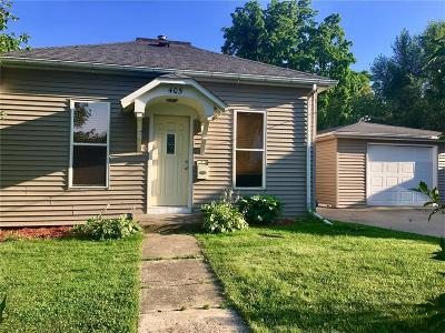 Anamosa Single Family Home For Sale: 405 E 2nd Street