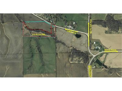 Solon Residential Lots & Land For Sale: 210th Street