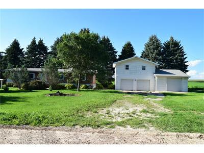 Lisbon IA Single Family Home For Sale: $129,000