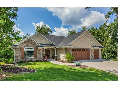 North Liberty Single Family Home For Sale: 1885 Tupelo Drive