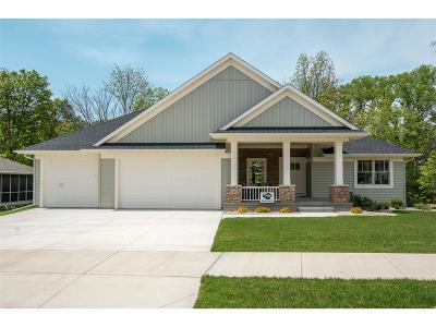 Single Family Home For Sale: 3201 Rimrock Court NE