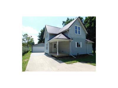 Mechanicsville, Stanwood Single Family Home For Sale: 103 E Preston Street