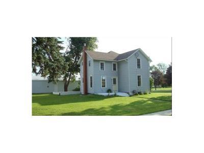 Lisbon Single Family Home For Sale: 120 E 4th Avenue