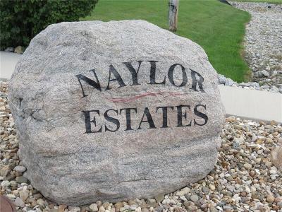 Alburnett Residential Lots & Land For Sale: Lot 47 Naylor 3rd Addition