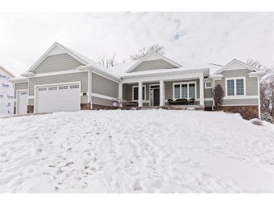 Cedar Rapids Single Family Home For Sale: 3507 Meadow View Court NE