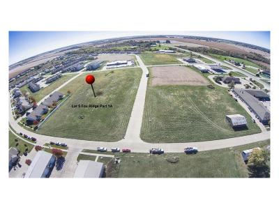 Solon Residential Lots & Land For Sale: Lot 5 Fox Ridge #1A