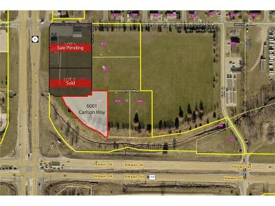 Marion Residential Lots & Land For Sale: 6001 Carlson Way