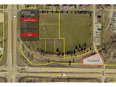 Marion Residential Lots & Land For Sale: 1010 62nd Street
