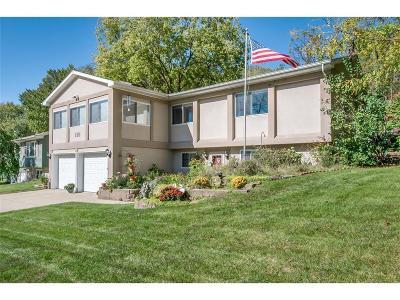 Cedar Rapids Single Family Home For Sale: 2812 Waveland Drive NW