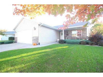 Cedar Rapids Single Family Home For Sale: 7928 Westfield Drive NE