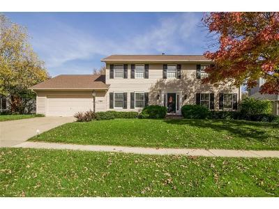 Cedar Rapids Single Family Home For Sale: 3140 Falcon Drive NE