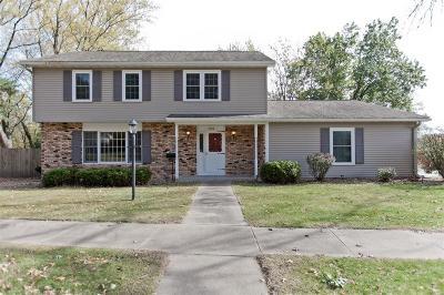 Single Family Home For Sale: 3200 Blue Ridge Drive NE