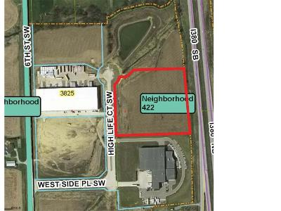 Cedar Rapids Residential Lots & Land For Sale: 10995 High Life Court SW