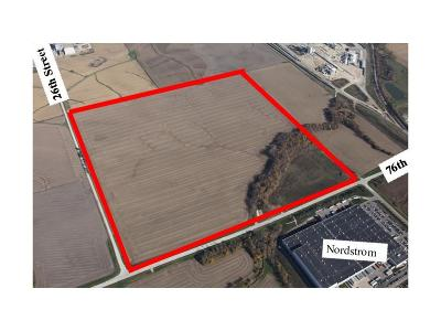 Cedar Rapids Residential Lots & Land For Sale: 76th Ave/26th St SW