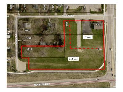 Cedar Rapids Residential Lots & Land For Sale: 5017 Center Point Road NE