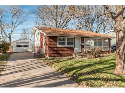 Cedar Rapids Single Family Home For Sale: 4321 Walker Street NE