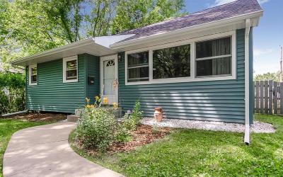 Cedar Rapids Single Family Home For Sale: 2706 14th Avenue SE