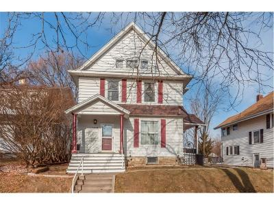 Single Family Home For Sale: 1308 A Avenue NW