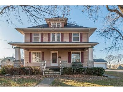 Lisbon Single Family Home For Sale: 515 N Washington Street