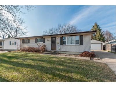 Hiawatha Single Family Home For Sale: 80 11th Avenue